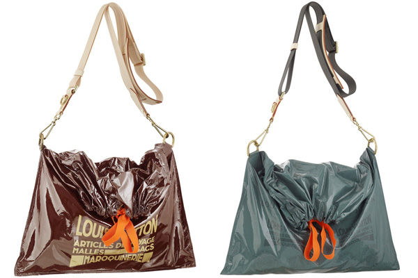Louis Vuitton Trash Bag Purse Louis Vuitton Trash Bag