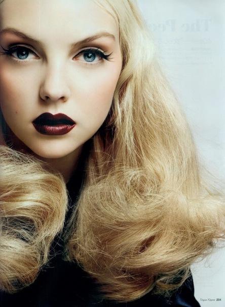 Blonde Models Top Models Blond Hair: Nyachii's Blog