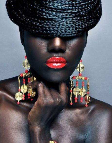 African American Models Nyachii S Blog