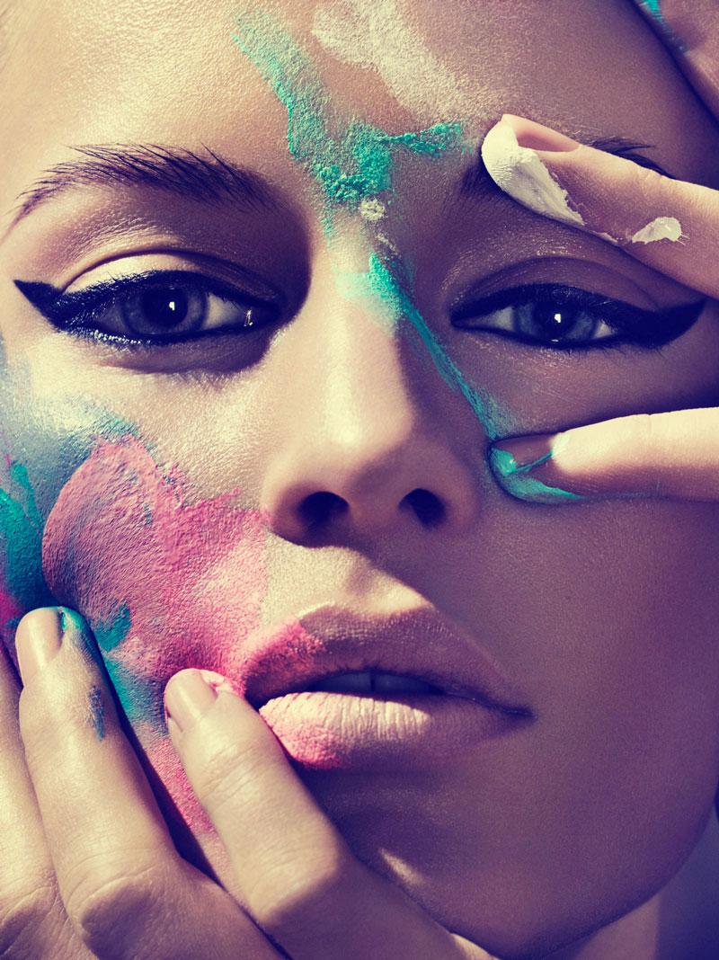 face paint | Nyachii's Blog